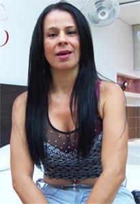 Monica Bustos-Corriendose En La Boca De La Culona Y Vengativa Latina Monica Bustos