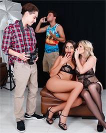 Cory Chase, Vienna Black-Peer Pressure