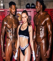 Tori Black-The Big Fight