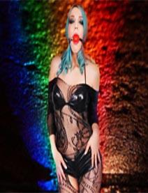 Liz Rainbow-Arcoíris De Sumisión
