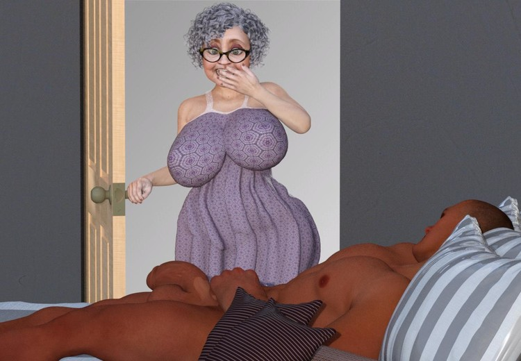 Granny and grandson sex comics