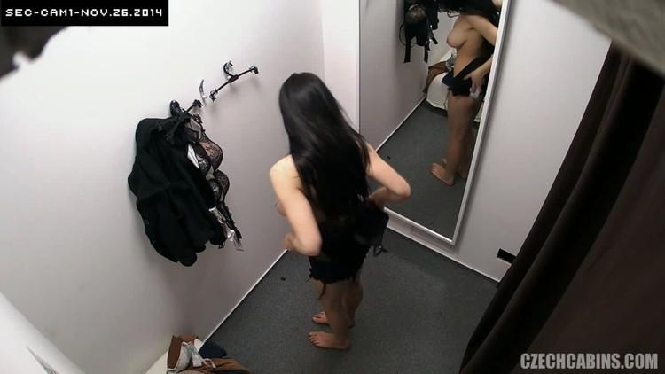 скрытая камера в примерочной в магазине - 4