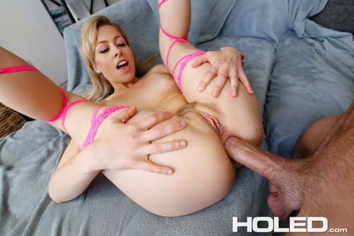 Butt Plugged In Pink – Zoey Monroe