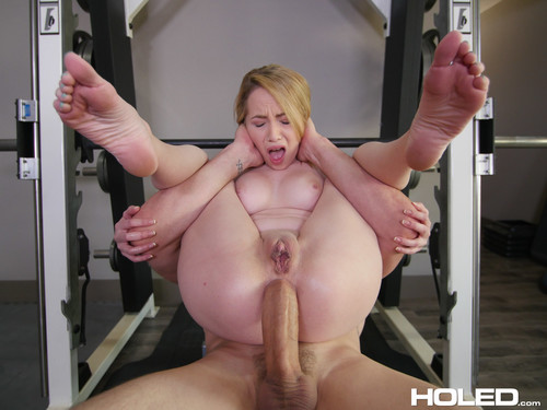 Anal Workout – Angel Smalls