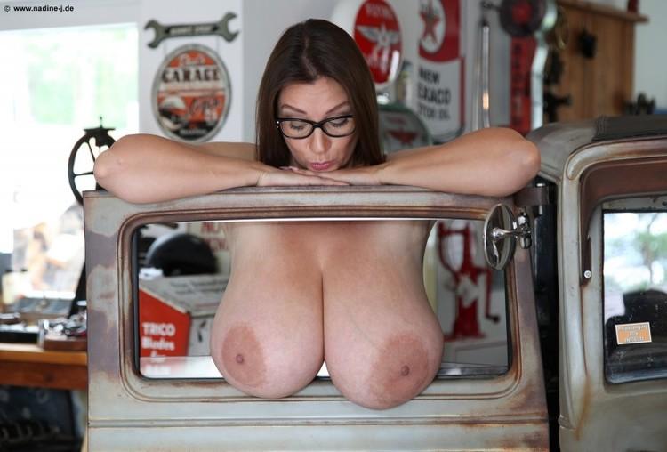 Mommy gives sensual handjob