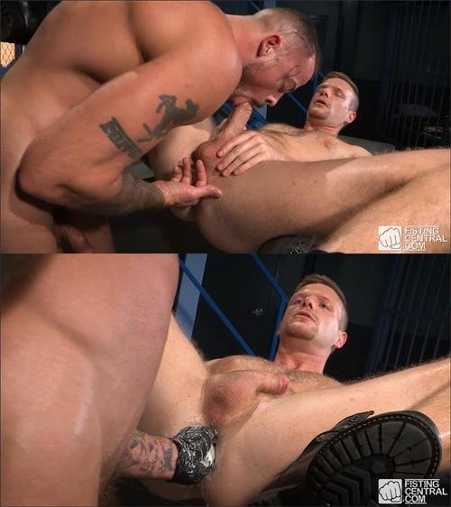 FistingCentral - Sean Duran Fists Brian Bonds, Scene 01