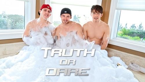 NextDoorBuddies - Brandon Bronco, Conner Hastings & Addison Graham - Truth or Dare