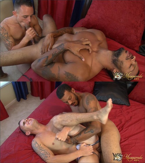 MasqueradeMen - Mike Fills Him Up - Mike & Ty Tucker