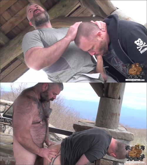MuscleBearPorn - Go Pound It On The Mountain