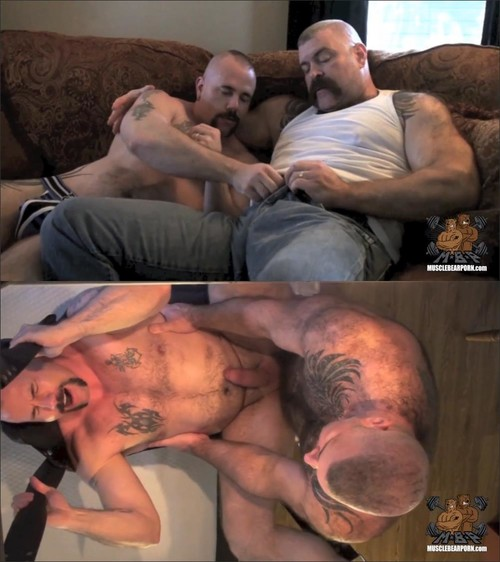 MuscleBearPorn - Breed the Pig, Feed the Daddy