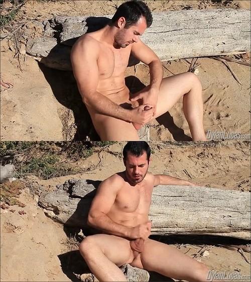 DylanLucas - Brock Goes Back To The Beach - Brock Cooper