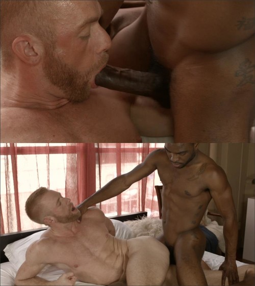 LucasEntertainment - Christopher Daniels Takes Taye Knights Raw Cock