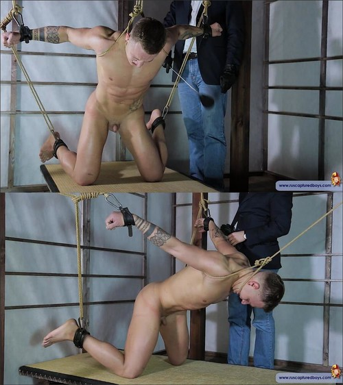 RusCapturedBoys – A Buying of Slave Evgeniy  Part II