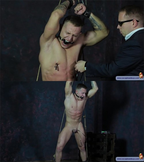 RusCapturedBoys – A Buying of Slave Evgeniy  Final Part