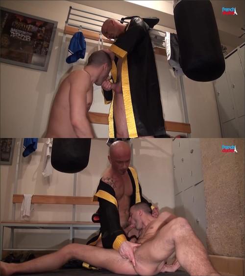 FrenchDudes - Tony Axel, Ethan Cordoba - The Boxing Teacher Needs Sex