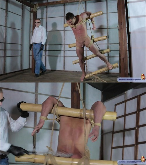 RusCapturedBoys – The Training of Slave Petr  Part II