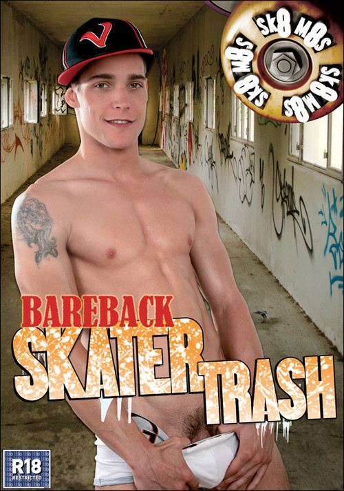 Staxus - Bareback Skater Trash