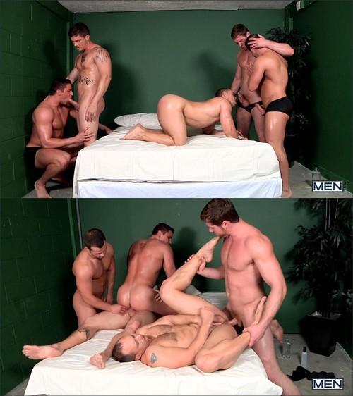 MEN - Connor Maguire, Jake Wilder, John Magnum, Luke Adams & Sebastian Young
