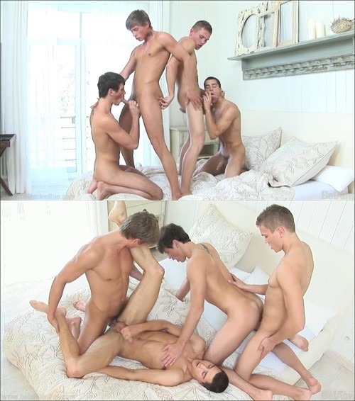 BelAmi - Billy Montague, Gino Mosca, Kevin Warhol & Scott Bennet Part 1