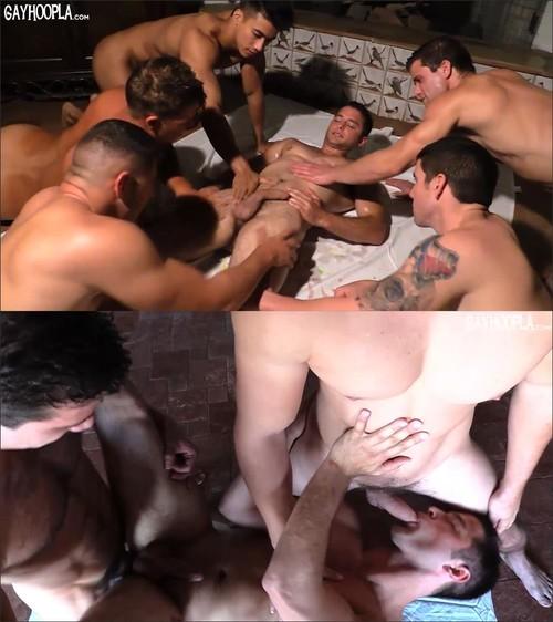GayHoopla - Edge of Desire part 5 Cole Money, Phillip Andarko, Max Summerfield
