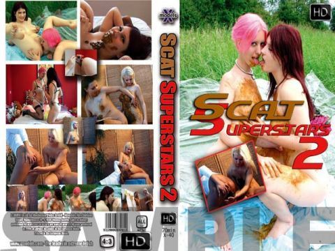 X-Models - Scat Superstars 2