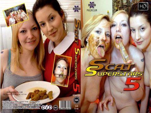 X-Models - Scat Superstars 5