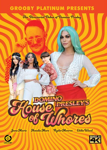 Domino Presley's House Of Whores (2018)