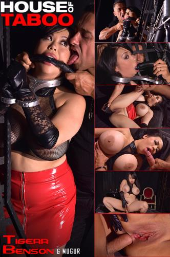 Tigerr Benson - Handcuffed And Ass Fucked (2018/HouseOfTaboo.com/DDFNetwork.com/SD)
