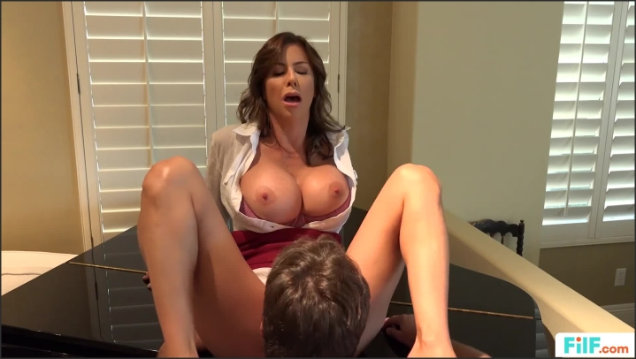Step Mom Fucks Son Squirt
