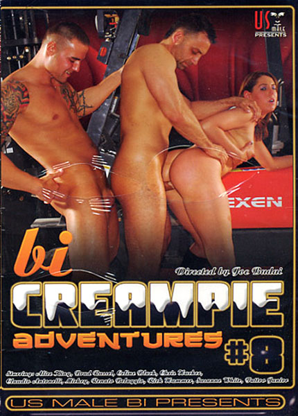 Bi Creampie Adventures 8 (2009)