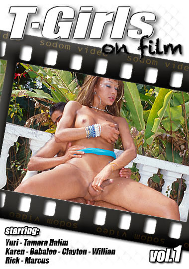 T-Girls On Film (2010)