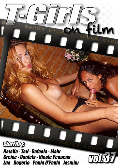 T-Girls On Film 37 (2010)