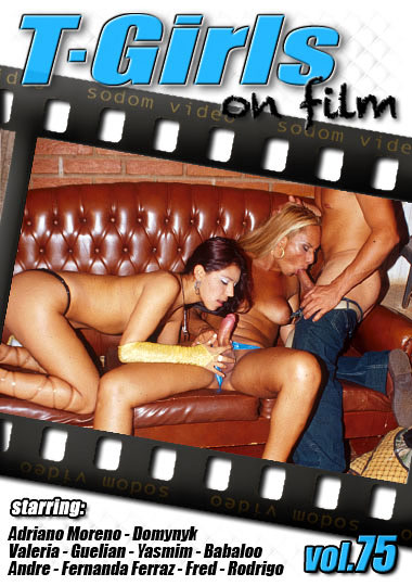 T-Girls On Film 75 (2011)