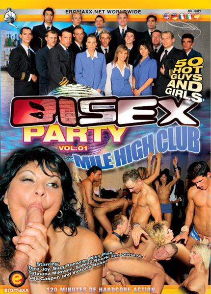 BiSex Party 1 - Mile High Club (2009)