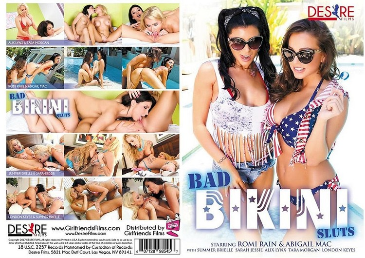 Bad Bikini Sluts (2017)
