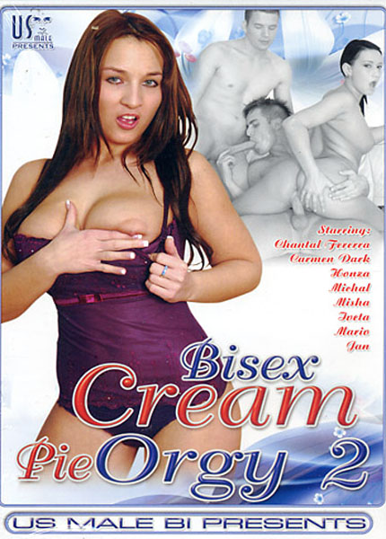 Bisex Cream Pie Orgy 2 (2009)