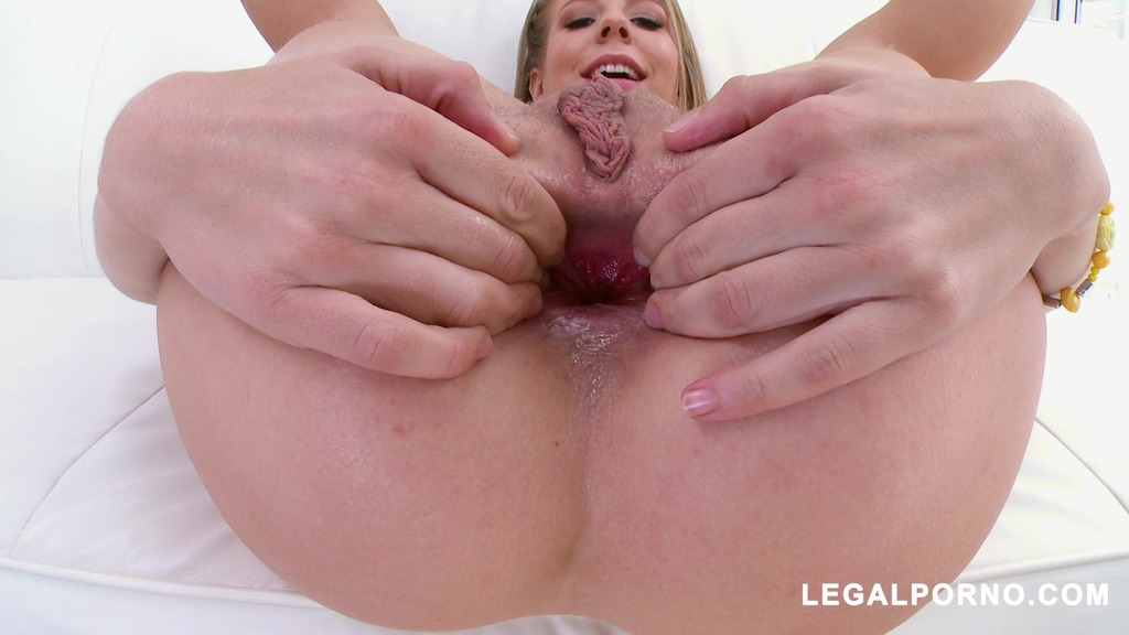 LegalPorno - Mr Anal - Insane Anal With The Sexy Chastity Lynn MA043