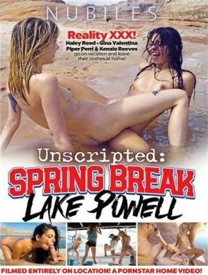 Unscripted Spring Break Lake Powell (2018)