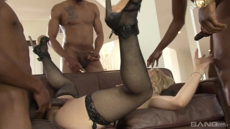 Interracial Gangbanging Sluts 3 XXX 720p WEBRip MP4-VSEX Free Download