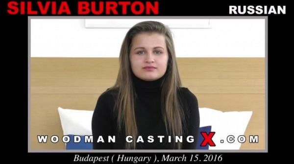 Silvia Burton - A russian girl, Silvia Burton has an audition with Pierre Woodman [SD 480p] 2018