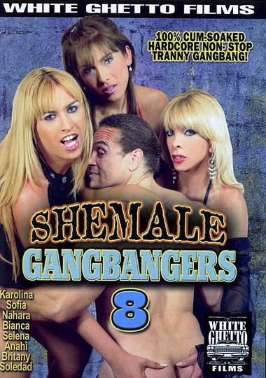 Shemale Gangbangers 8 (2009)