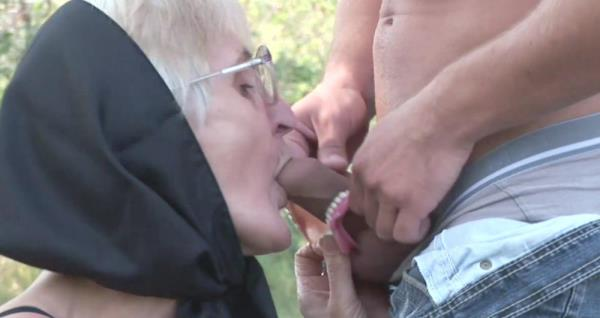 GrandMams: Grandma - Sexual denture play (2018/FullHD)