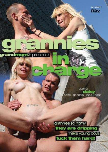 Grand Momz: Ivette, Gabriela, Linda, Dana - Grannies in Charge (2018/SD)