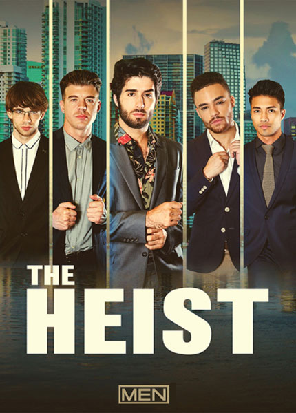 The Heist (2018)
