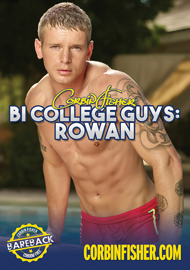 Bi College Guys - Rowan (2017)