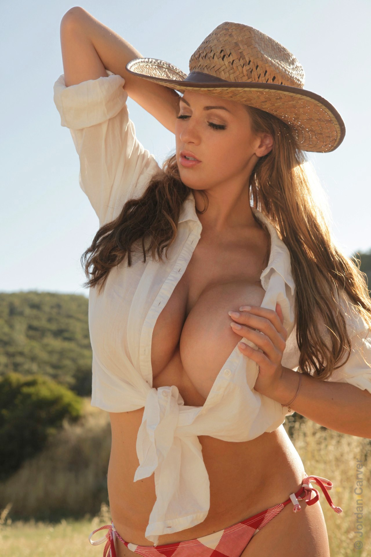 Country girls boobs
