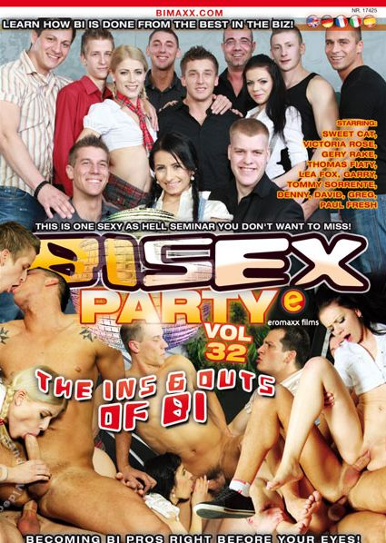 BiSex Party 32 - The Ins & Outs Of Bi (2013)