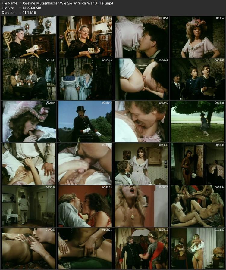 смотреть ретро порно фильмы жозефина мутценбахер - 11