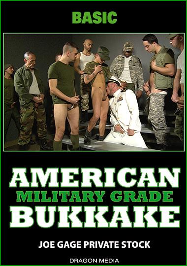 American Bukkake Military Grade (2018)