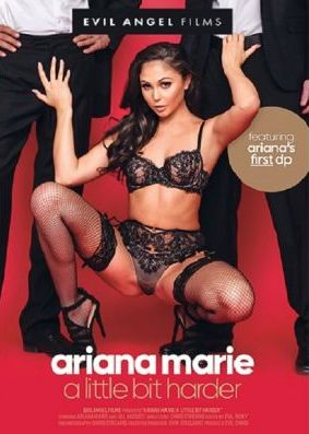 Ariana Marie A Little Bit Harder (2018)